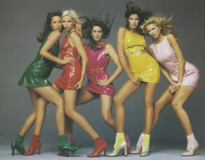 STRONG Supermodels