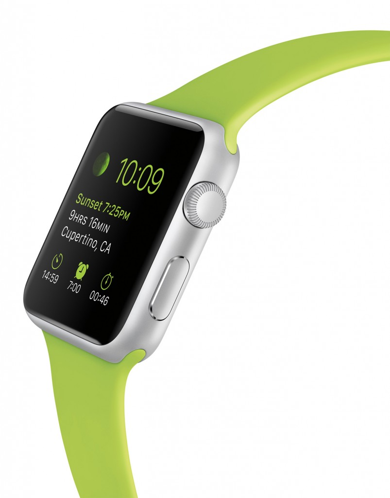 Apple Watch Sport: ab 399 Euro inkl. MwSt.