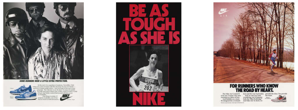 Nike - Going the Distance with Joan Benoit Samuelson (1980s)