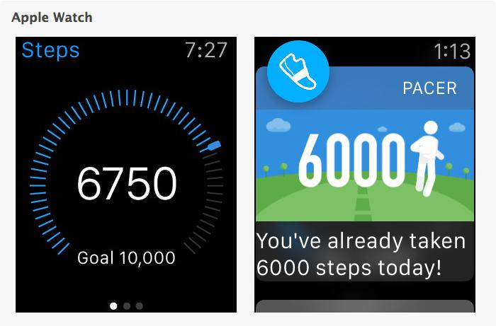 Apple Watch Apps für die Fitness, Joggen, Fahrradfahren und das Workout