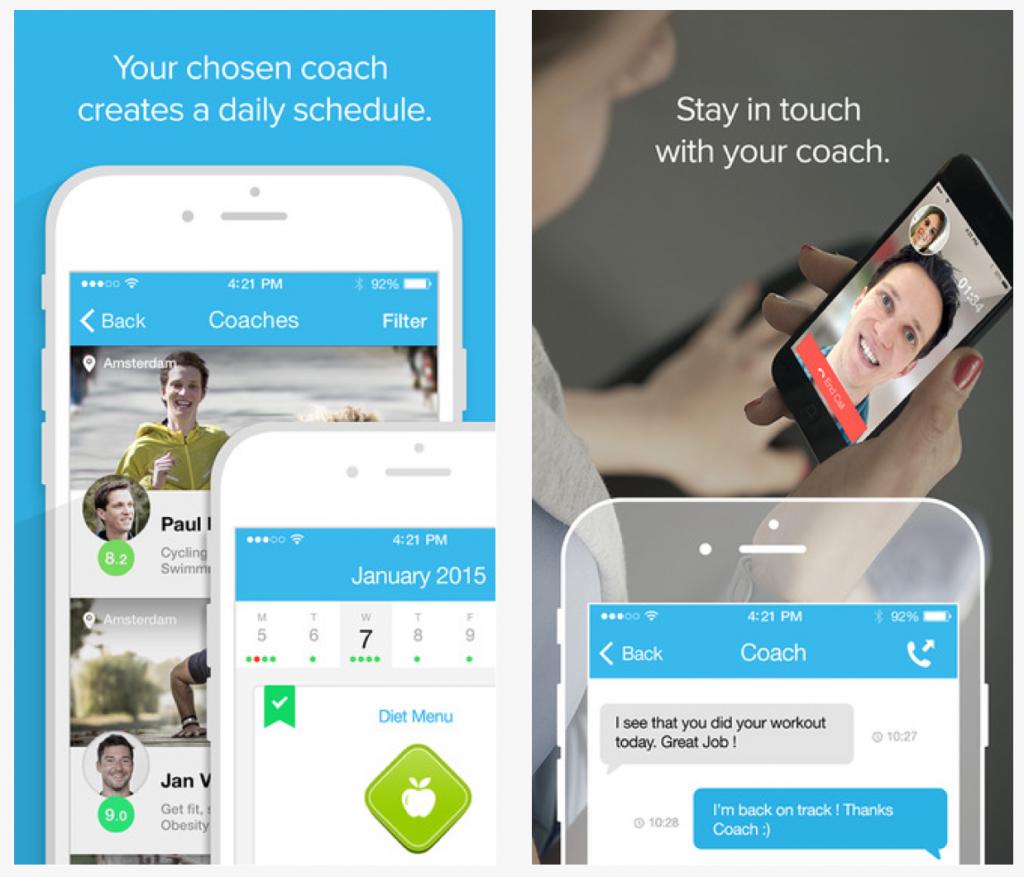 Fitness Apps: Fitmo