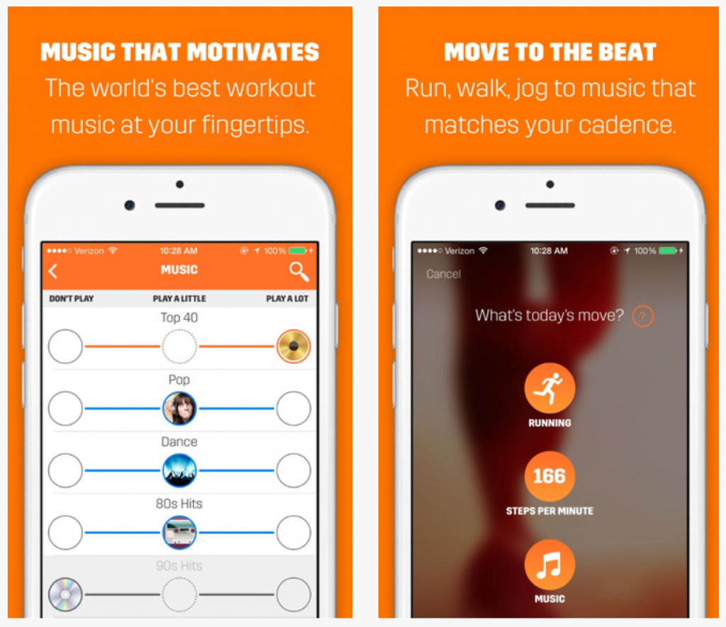 Fitness Apps: Spring