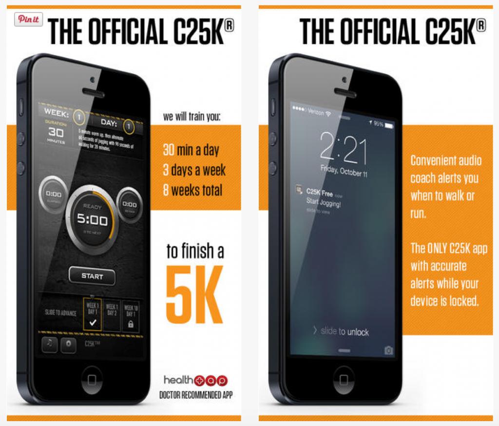 Fitness Apps: C25K