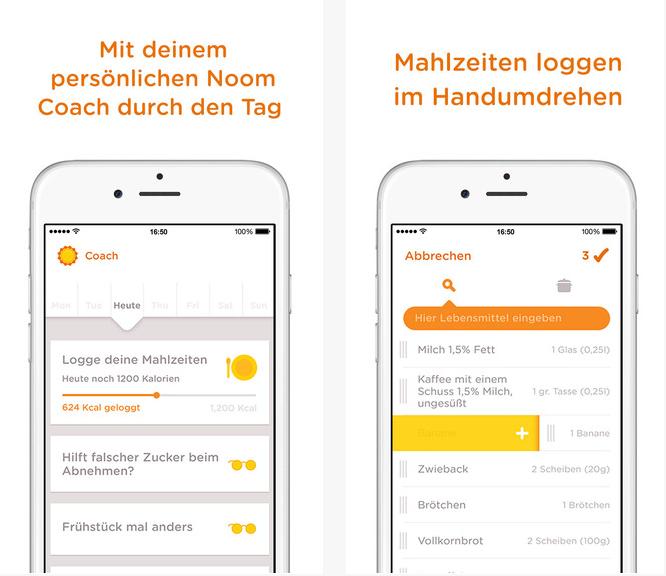 Noom Coach - Ernährungs App Kalorienzähler