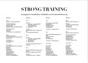 trainingsprogramm abnehmen zuhause