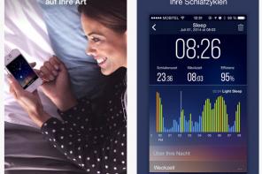 Die 5 besten Gesundheits Apps