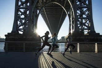 Nike BETTER FOR IT - Women's Race Series 2015