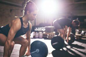 Fatburner Trainingsplan für Frauen für 6 Monate als PDF