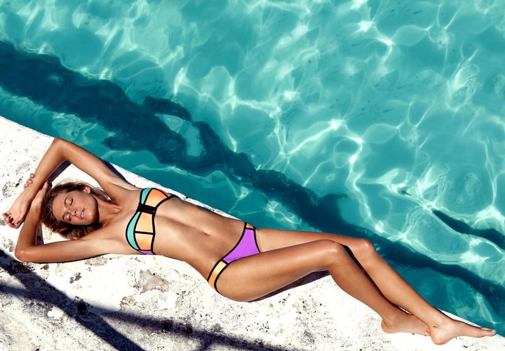 Beachwear Trends 2015 von Triangl