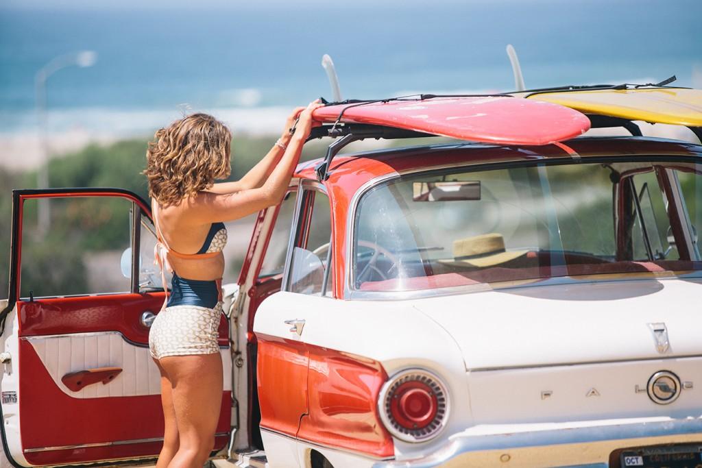 Beachwear Trends 2015 von SEEA