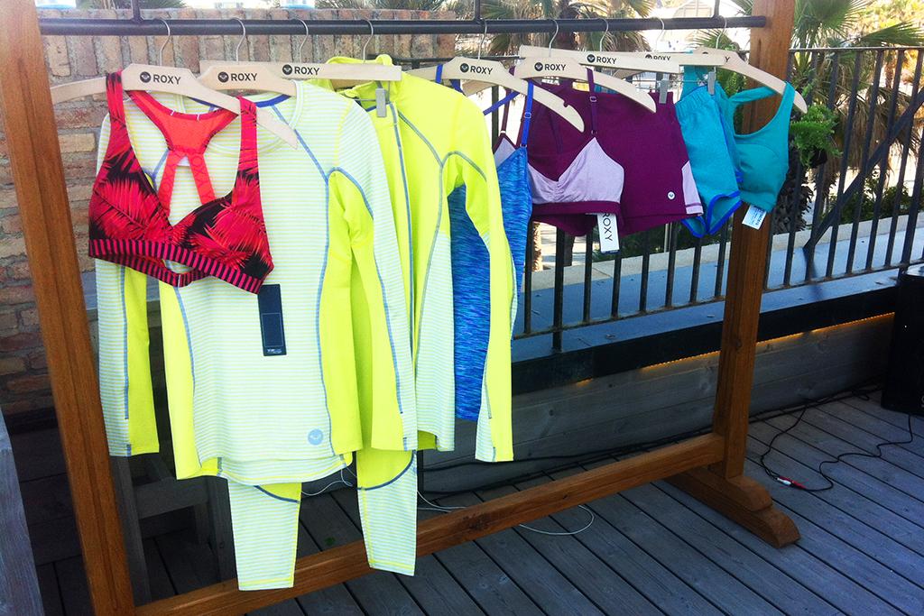 #RUNSUPYOGA – We love: Yogawear auf dem Boardrider's Rooftop –