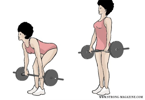 STRONG-Deadlift