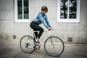STRONG Magazine testet die Levi's® Commuter™ Bicycle Denim