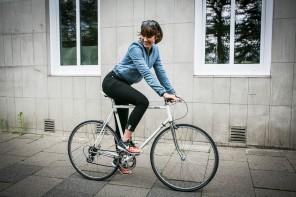STRONG Magazine testet die Levi's® Commuter™ Bicycle Denim