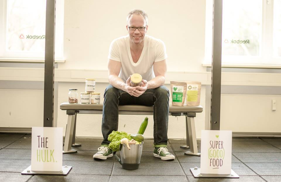 Super Good Food - Interview mit Marcus Schall, Clean Eating Officer