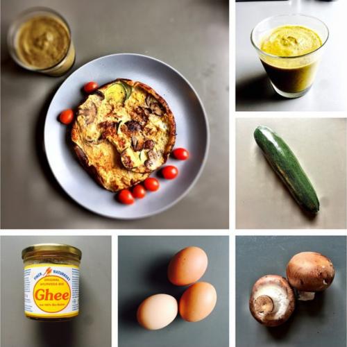 Lebensmittel zum abnehmen: Frühstücksempfehlung