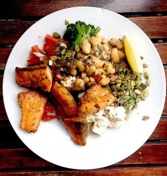 Lebensmittel zum Abnehmen - die Tabelle