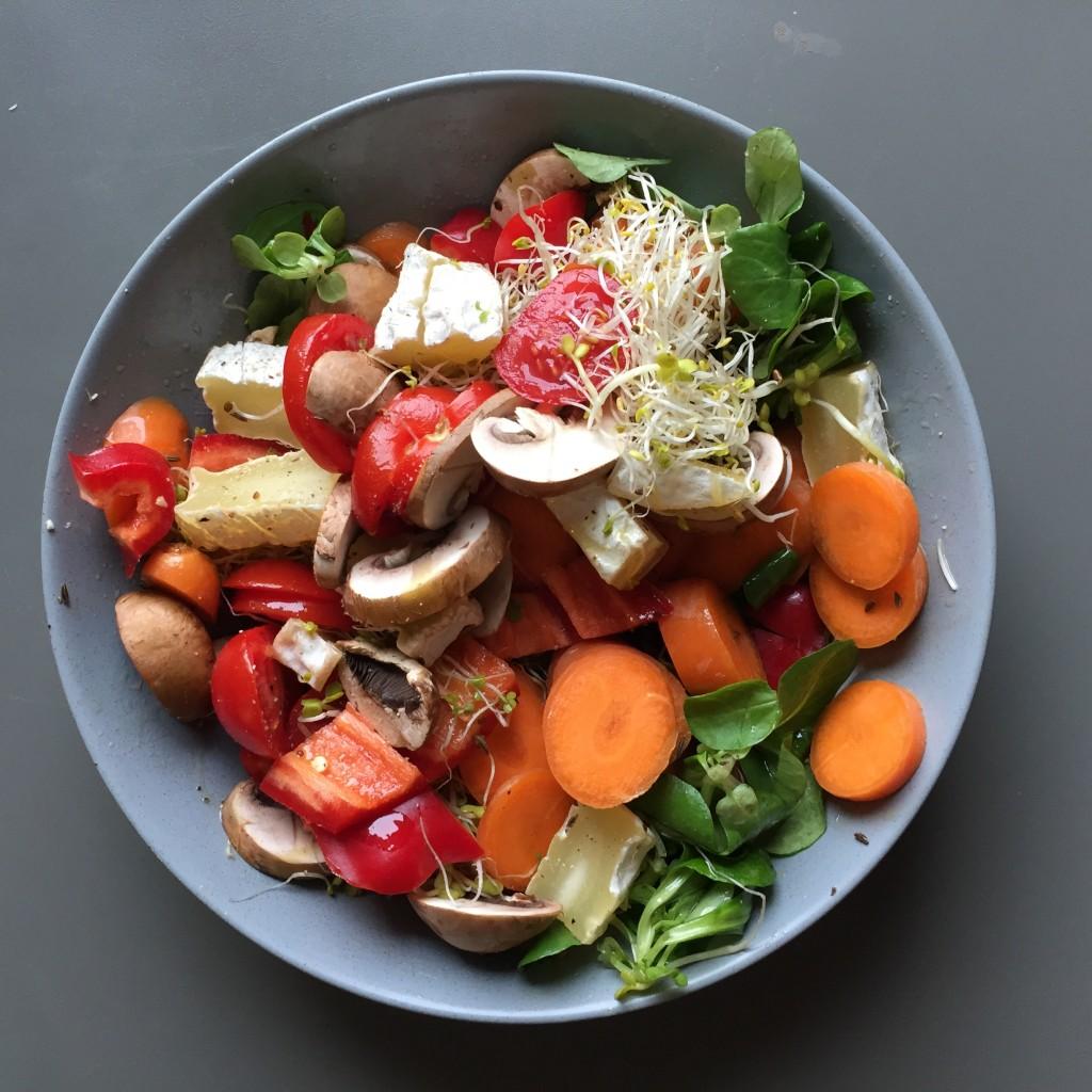 Clean Eating Rezepte und Plan für die Ernährung