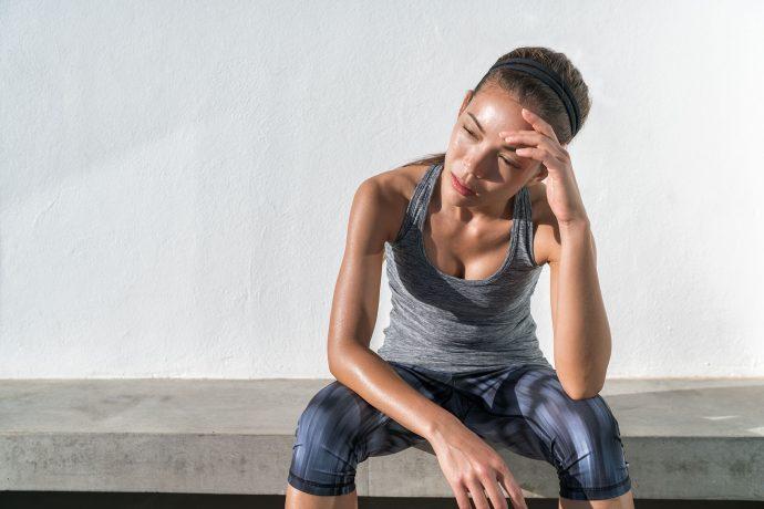 Fitness verlieren wie lange dauert es bis Muskelverlust eintritt?