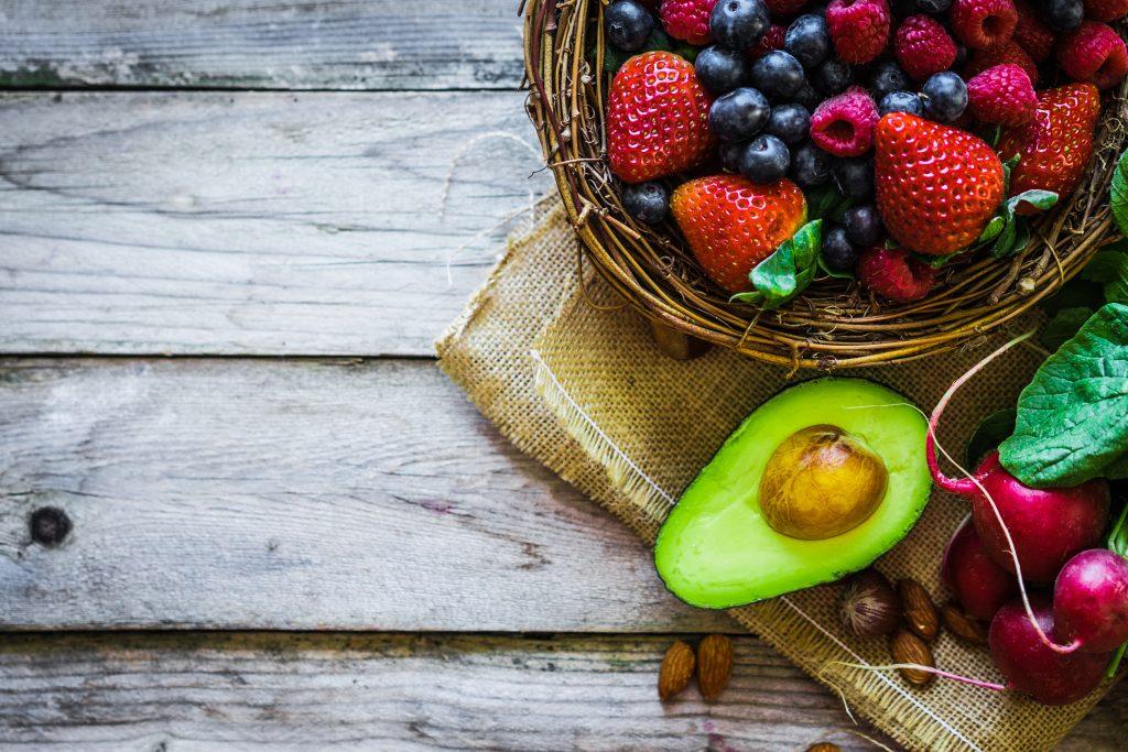Clean Eating Rezepte für einen Ernährungsplan