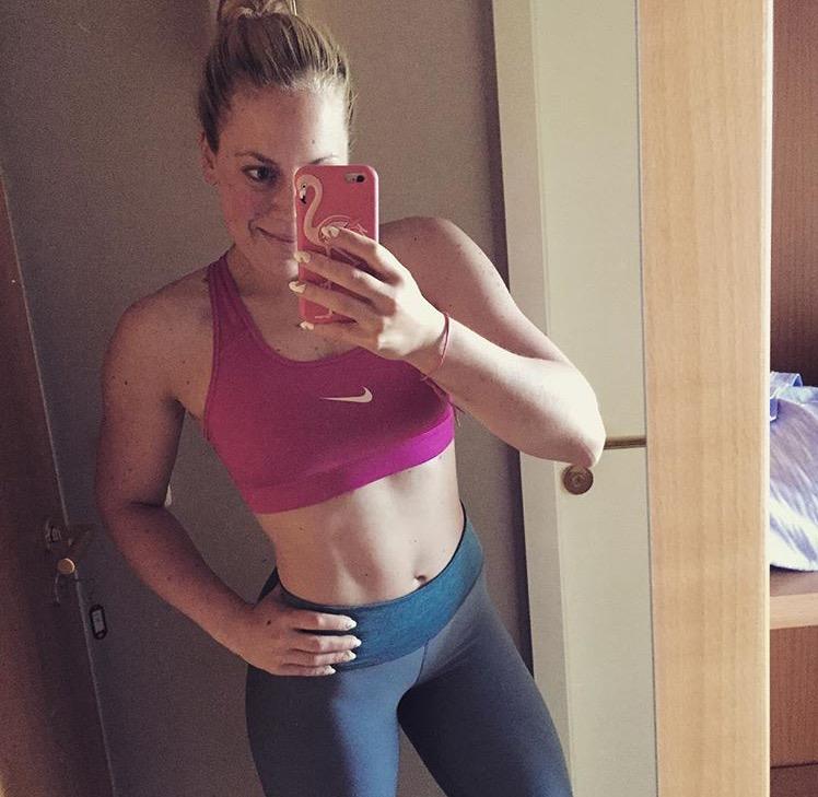 Staight Outta Gym - die besten Songs für's Fitnessstudio von Inga Wessling