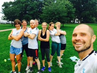 Urbanathlon Training - die STRONG Challenge Woche 1