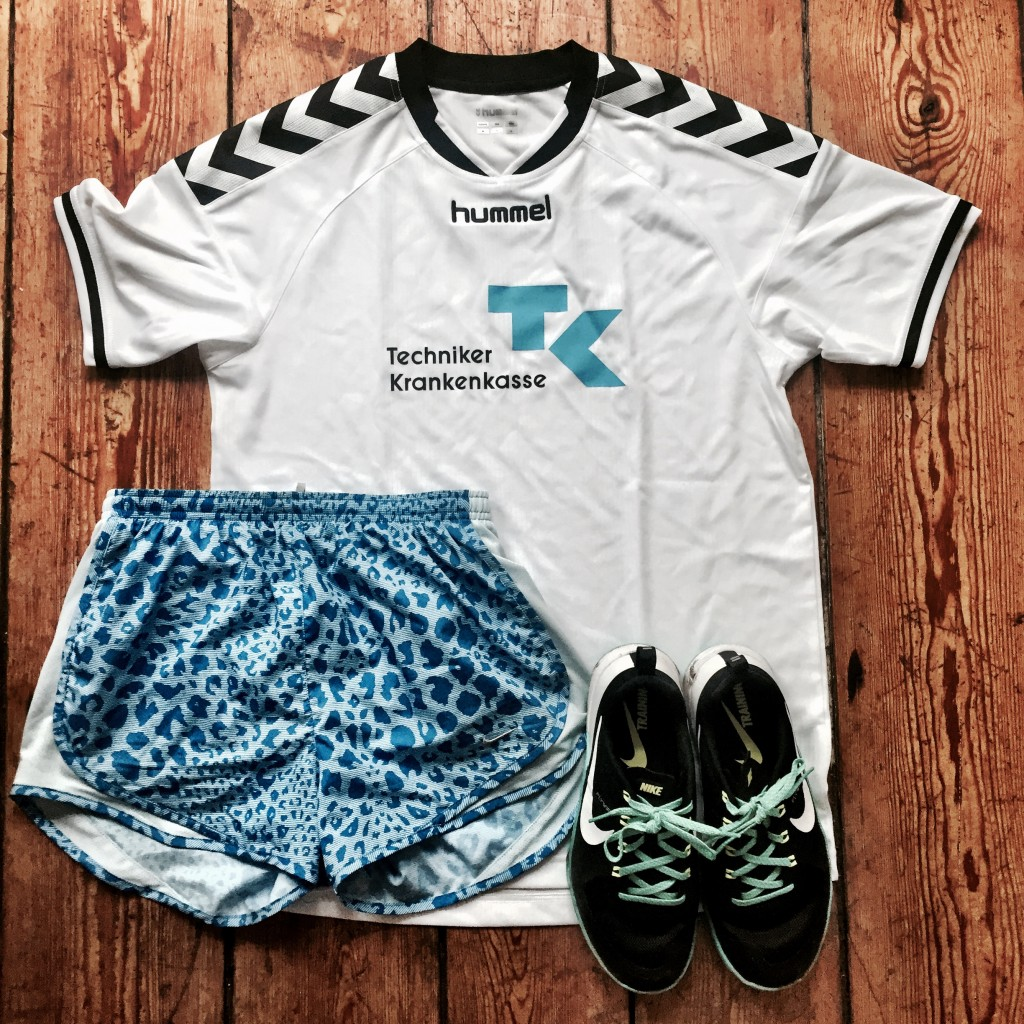 Mein Outfit für das Urbanathlon Training und den Raceday - yeah