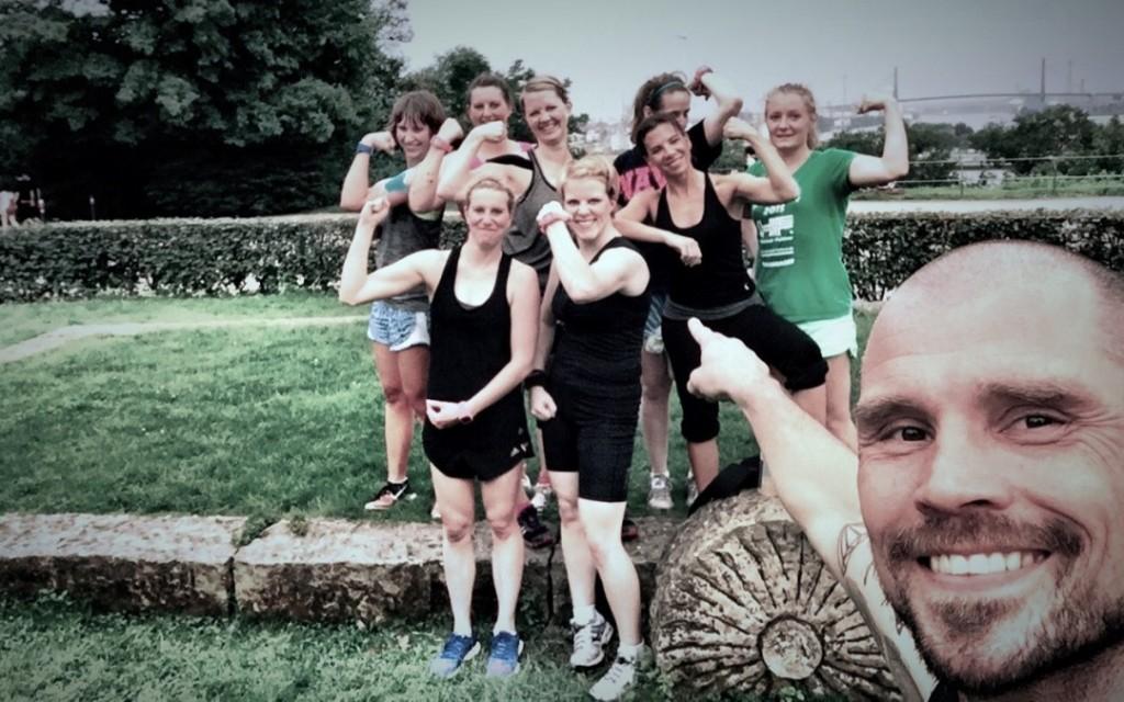 Urbanathlon Workout Challenge Woche 2 mit Polar Uhr