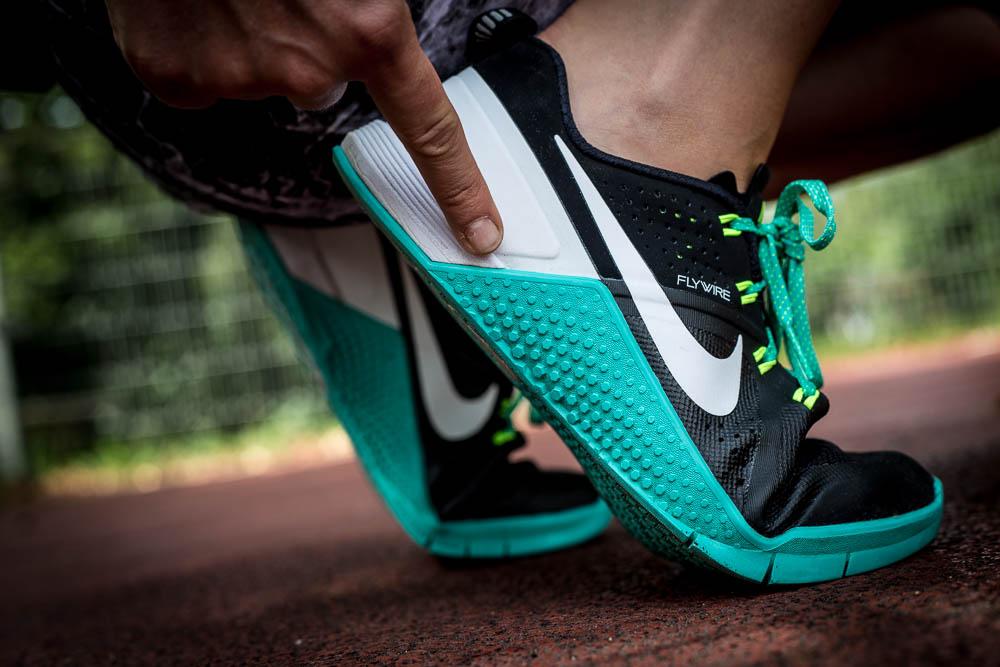 Nike Metcon1 Trainingsschuh - perfekt für das Urbanathlon Workout
