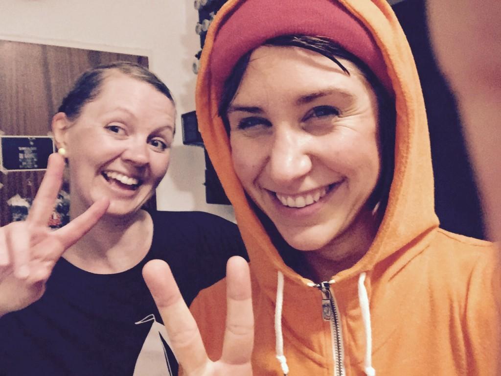 Urbanathlon 2015 - Sprinttraining mit Homegirl Svenja #yeah