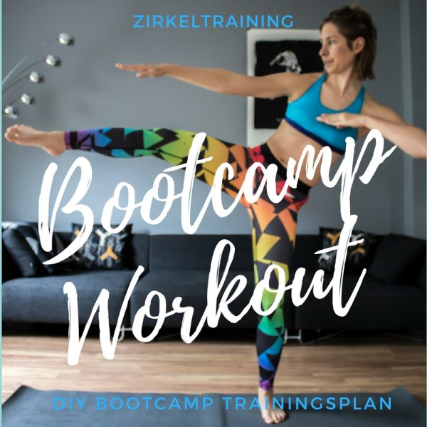 DIY Bootcamp Workoutplan