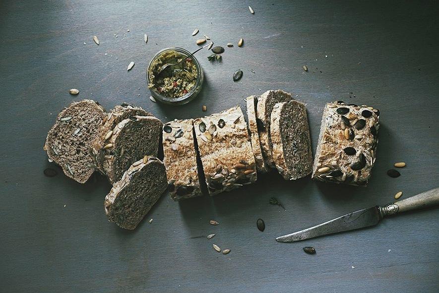 Eiweißbrot - Rezepte für Brot ohne Kohlenhydrate
