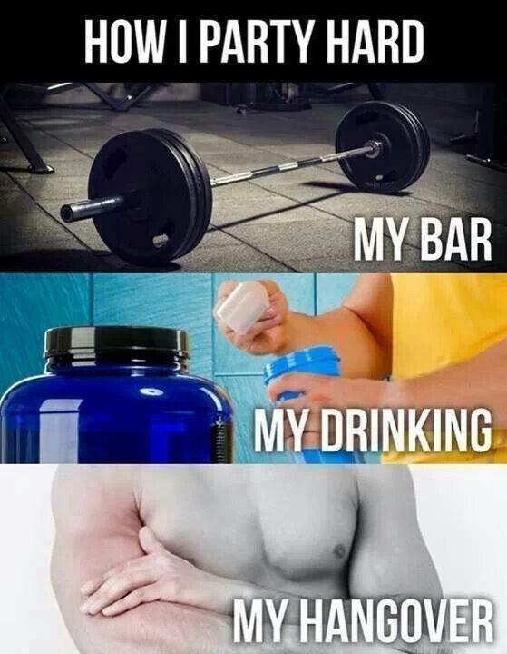 Sport auf Restalkohol - was passiert im Körper wenn man unter Alkoholeinfluss Sport macht?