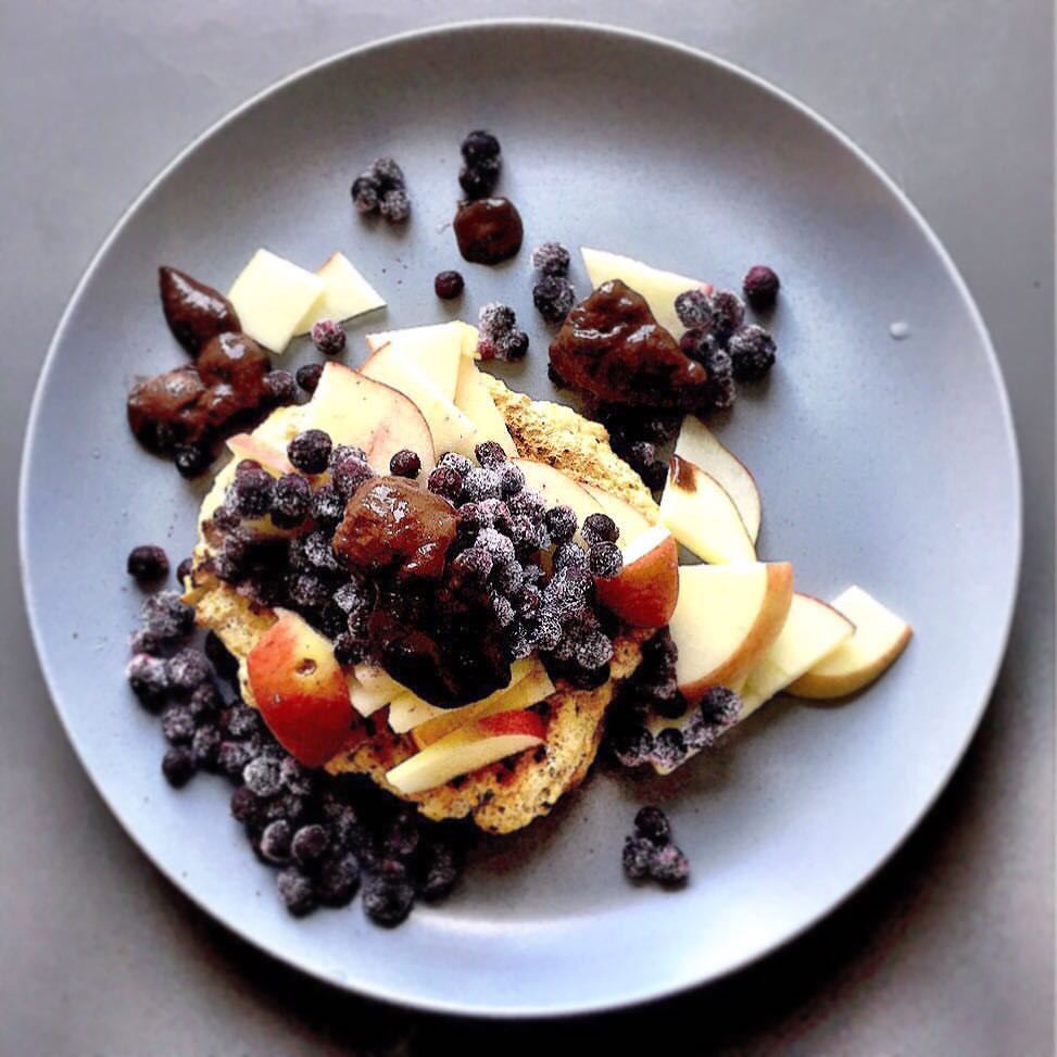 Vegane Low Carb Protein Pancakes Rezepte