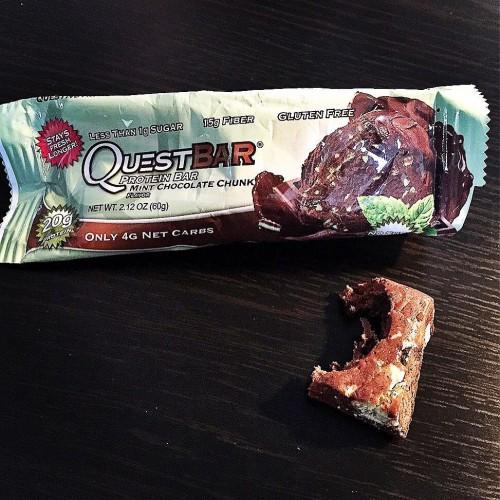 Protein Riegel selber machen - die besten Rezepte für selbstgemachte Quest Bars