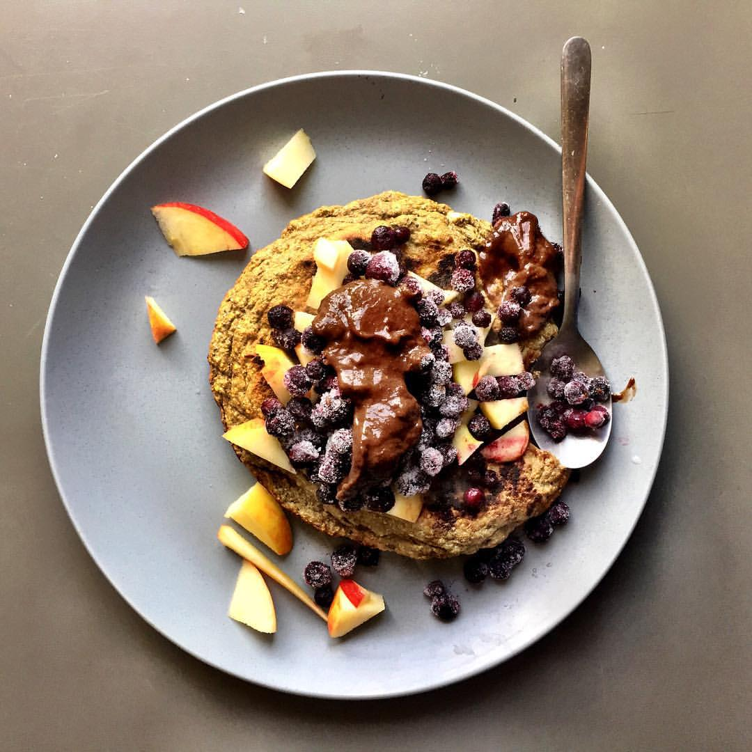 Protein Pancakes Rezepte für Low Carb Pfannkuchen