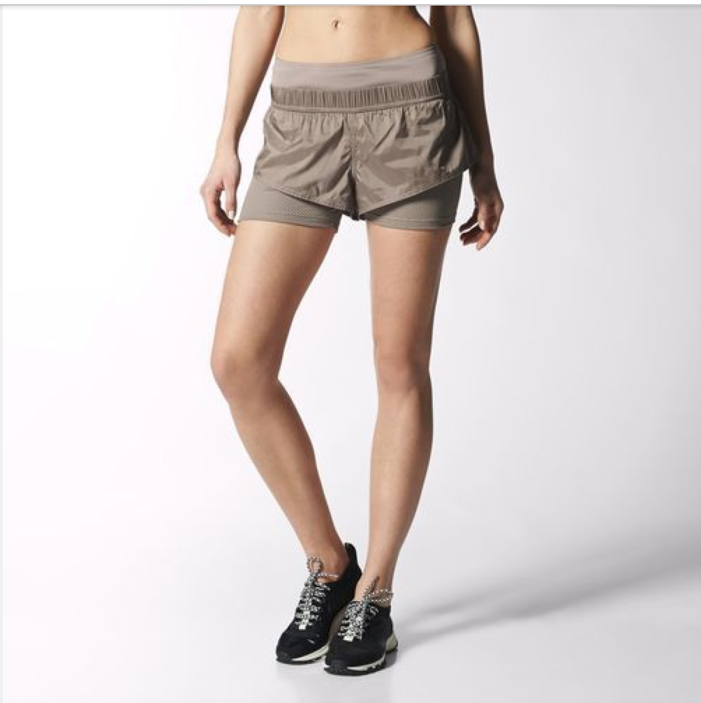 Adidas by Stella McCartney Gym Shorts