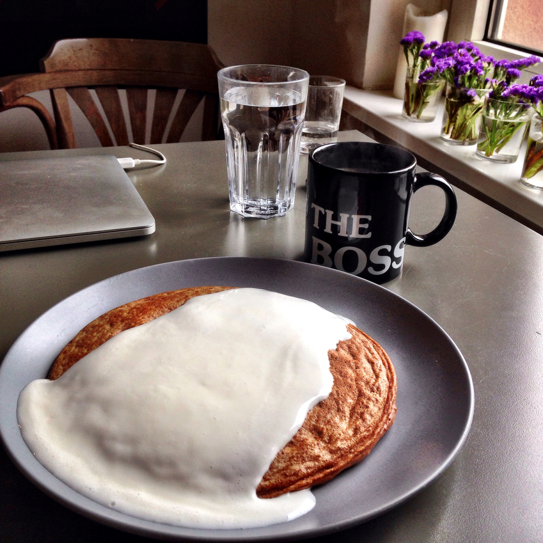 vegane pfannkuchen rezepte f r vegane protein pancakes. Black Bedroom Furniture Sets. Home Design Ideas