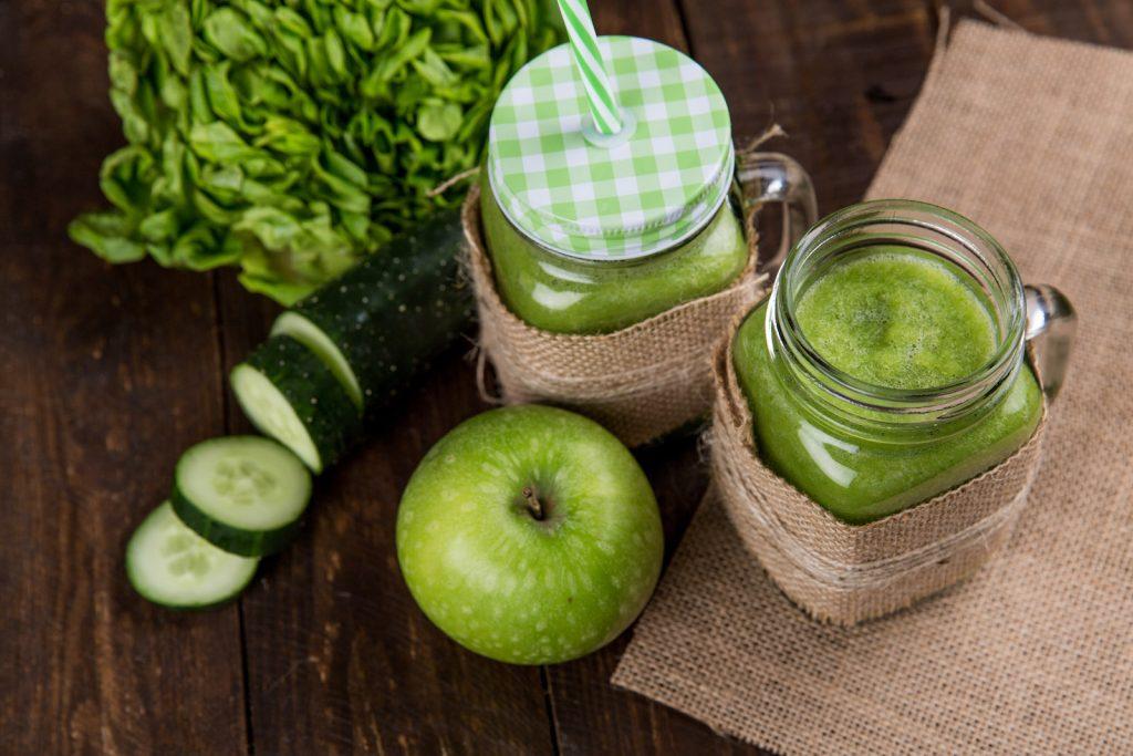 grüne Smoothies Rezepte zum selbermachen