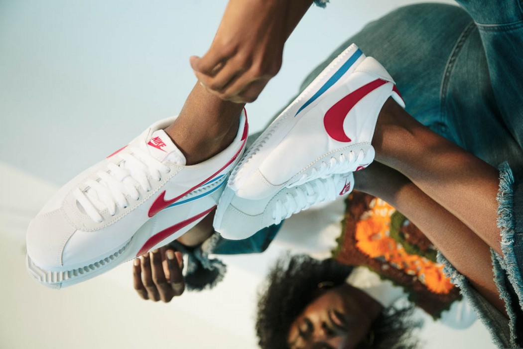 Nike Cortez 2015 - der Retro Sneaker ist zurück