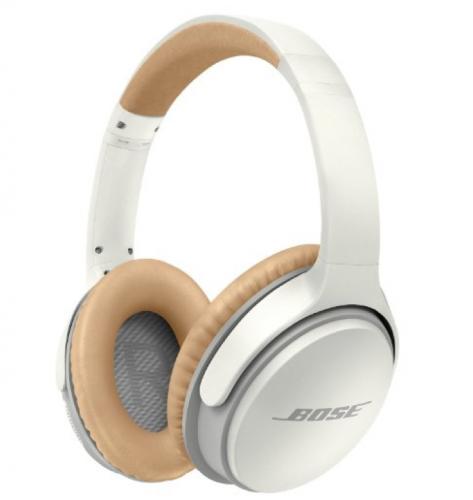 Bose ® Soundlink ® Around-Ear wireless Kopfhörer weiß - Geschenktideen für Fitnessfreaks