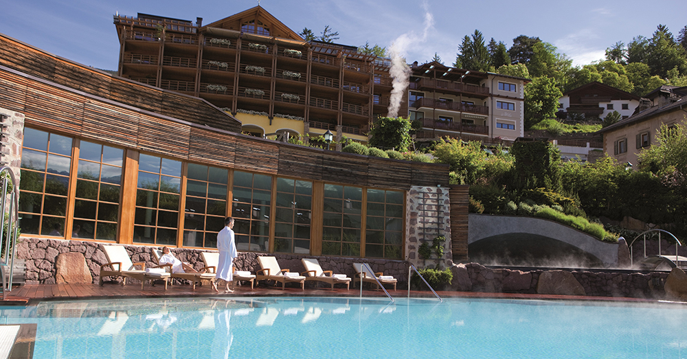 Detox Urlaub im Adler Balance Spa in Italien