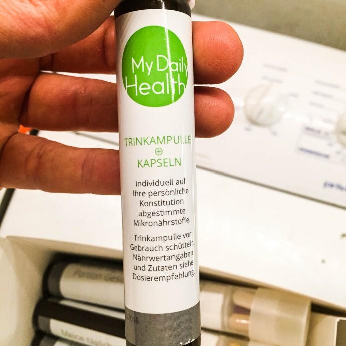 My Daily Health kombiniert Vitamine, Sekundäre Pflanzenstoffe, Mineralien und Spurenelemente, Aminosäuren und weitere Mikronährstoffe so, dass sie für Sie die optimale Kombination ergeben