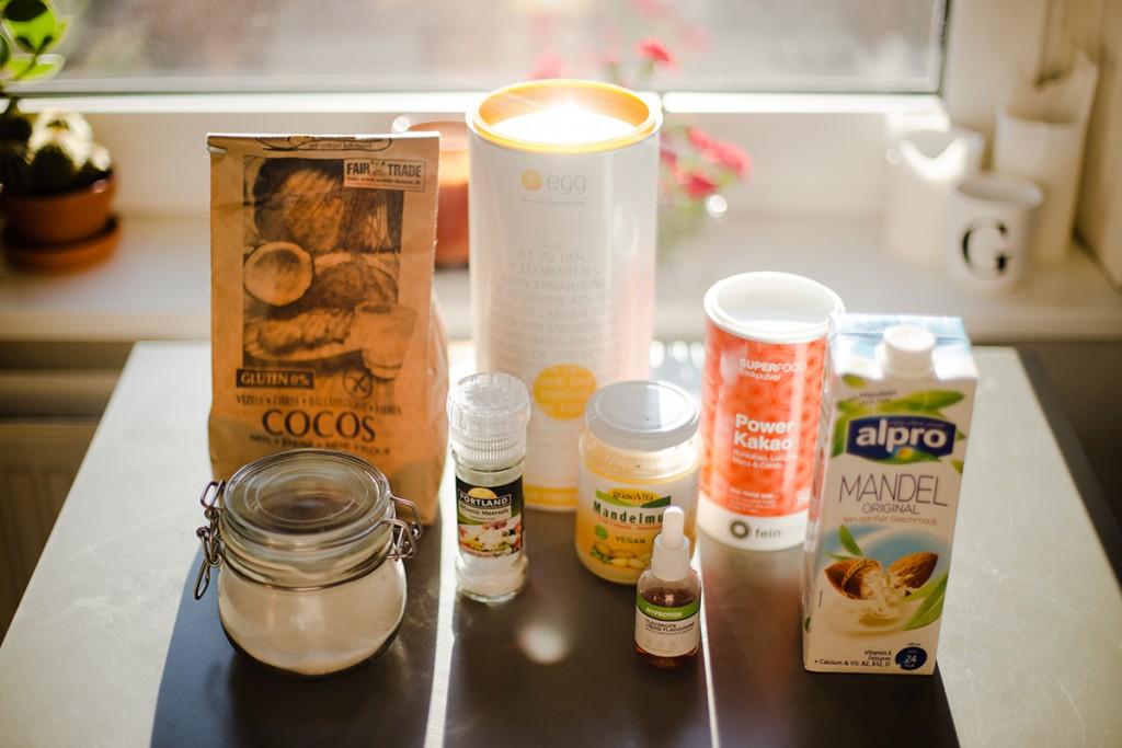Protein Riegel selber machen - die Anleitung vom STRONG Magazine für low Carb & vegane DIY Proteinriegel