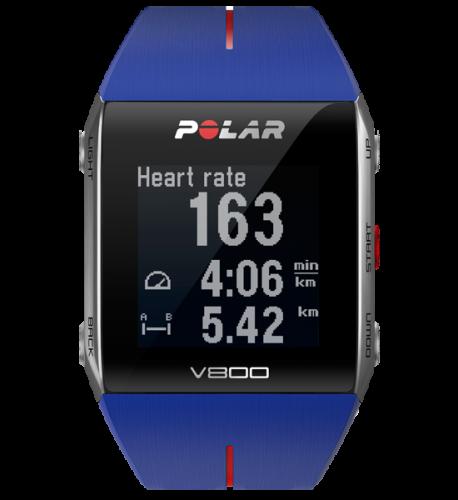Polar V800 - der Fitness Tracker für Sportverrückte - Geschenktipp für Fitnessfreaks