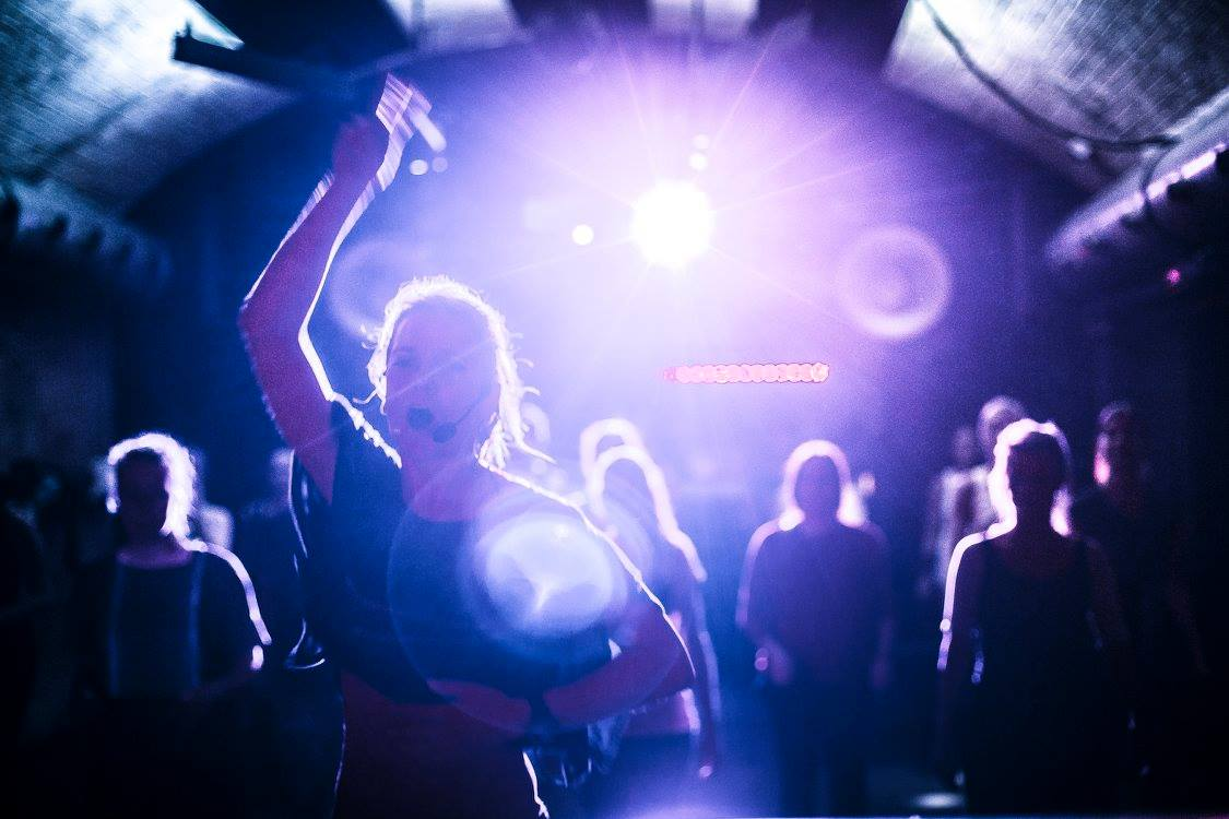 Techno Aerobic Köln, Fitnesskurse im Club.