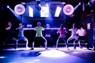Techno Aerobic Köln, Fitnesskurse im Club