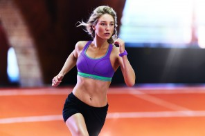Ultimate Run – der Sport BH für extremen Halt im Test beim Trampolin Workout
