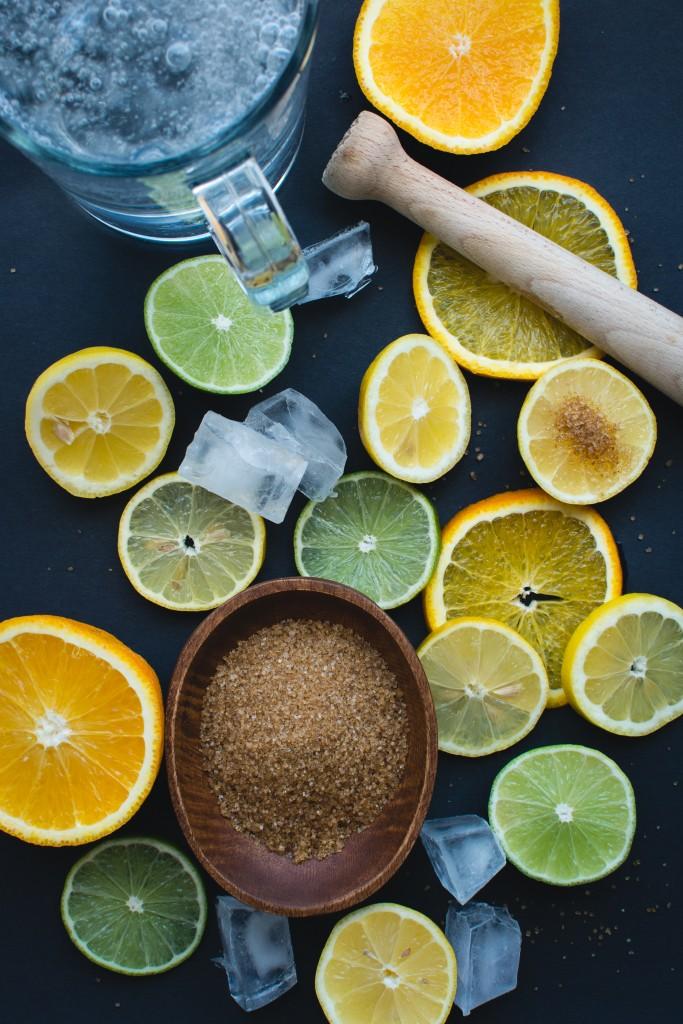 Detox Wasser Rezepte für eine Entgiftungskur
