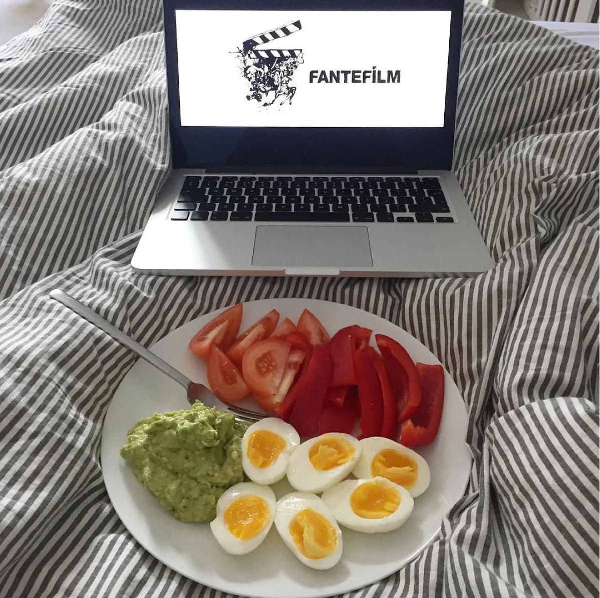 Ingers Lieblingssnacks: Eier